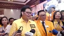 Airlangga Imbau Kosgoro Kampanyekan Jokowi-Maruf dengan Positif