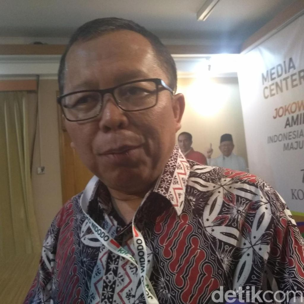 TKN: Jokowi-Maruf Tak akan Tanya Isu Personal di Debat Pilpres