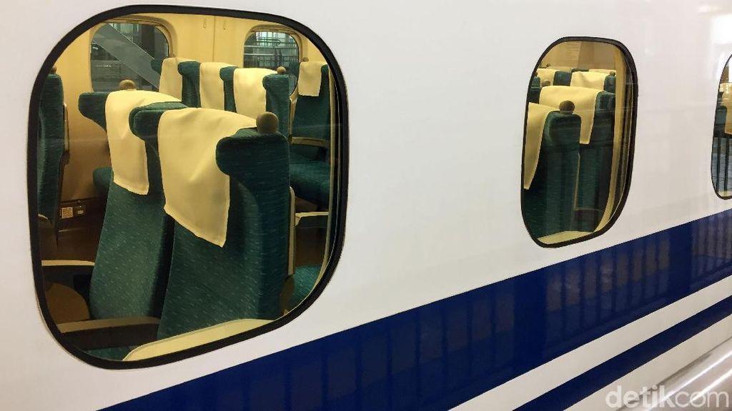 Megahnya Shinkansen, Si Kereta Peluru dari Negeri Sakura