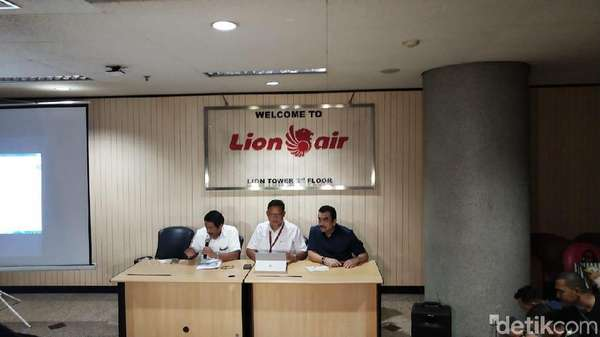 Sebut KNKT Tendensius, Lion Air Buka Peluang Tempuh Jalur Hukum