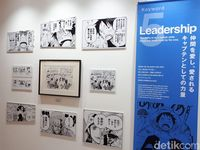 Hai Pecinta One Piece, Luffy Lagi di Singapura Nih