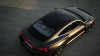 Mobil listrik itu saat ini masih berupa konsep, Audi baru berencana menjualnya pada tahun 2020. Pool/Audi.