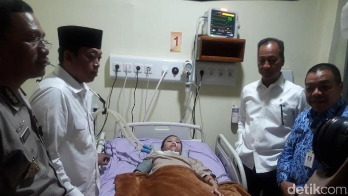 Tiba Di Ri Tki Shinta Yang Sakit Di Taiwan Dirawat Di Rs Polri