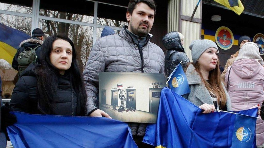 Putin Tuduh Presiden Ukraina Rekayasa Konfrontasi dengan Rusia
