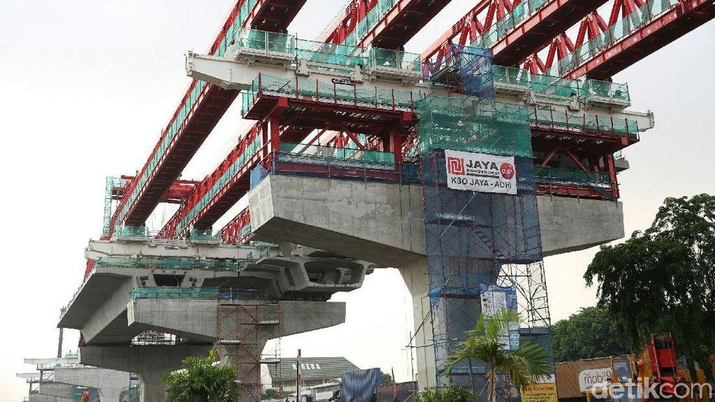 Pembangunan Tol Kelapa Gading Terus Dikebut