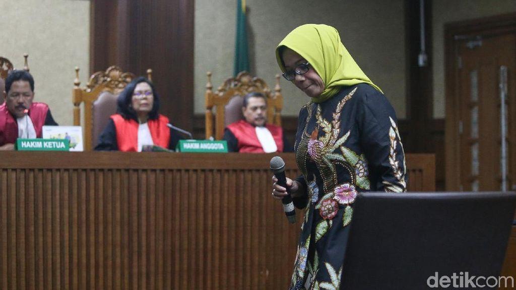 Eni Saragih Mengaku Dijanjikan Novanto USD 1,5 Juta dan Saham