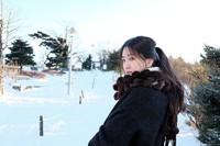 Seperti gadis lainnya, Sirin juga suka dengan negeri K-Pop. Dia menikmati indahnya salju di Yong Pyong Ski Resort, Korsel (Instagram/@sirinlily)