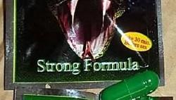 Obat ini ilegal karena mengandung zat yang diregulasi atau cemaran berbahaya. Beberapa yang ditemukan Food and Drug Administration (FDA) memiliki kemasan unik.