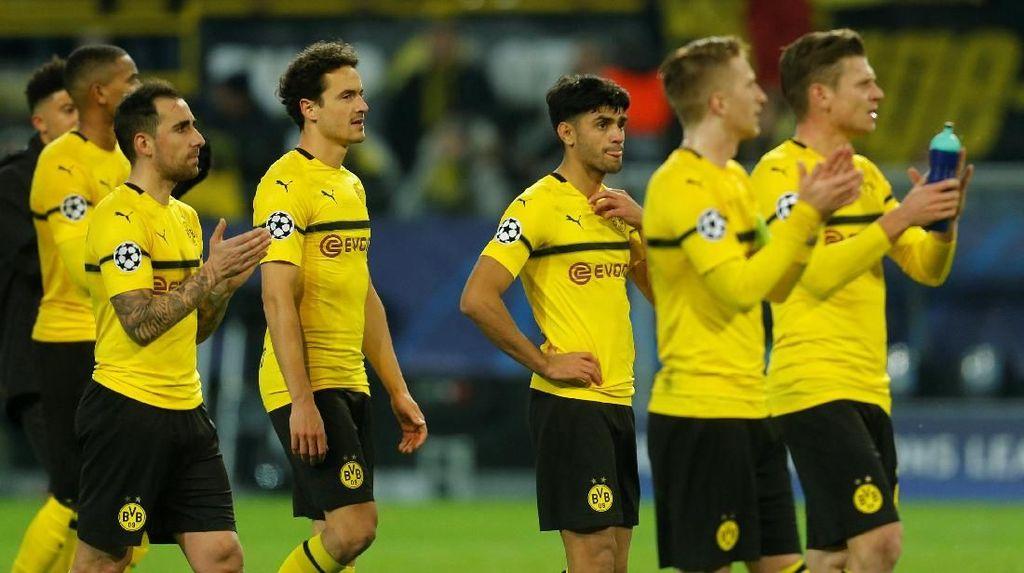 Dortmund Berharap Bertemu Liverpool di Fase Knock-out Liga Champions