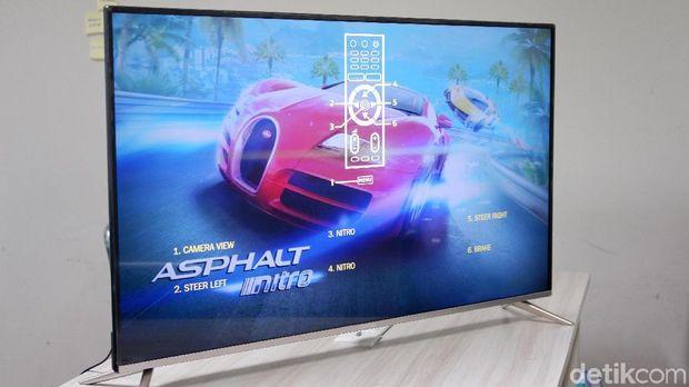 Coocaa 50S5G, Televisi 50 Inch UHD Oke yang Terjangkau Kantong