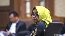 Jaksa KPK Ungkap Sandi Gratifikasi Buah 1 Kuintal ke Eni Saragih