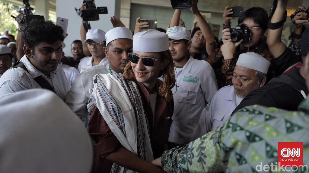 Soal Jokowi Haid, Timses Minta Habib Bahar bin Smith Ditangkap!