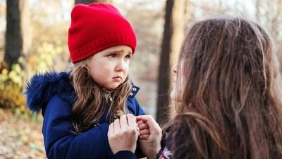 12 Kalimat Ampuh untuk Redakan Amarah Anak