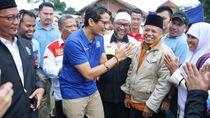 Guru Honorer di Bogor Curhat ke Sandi Soal Aturan Pengangkatan PNS