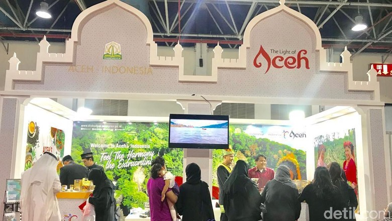 Wisata Aceh Dipromosikan di Jeddah (dok Disbudpar Aceh)