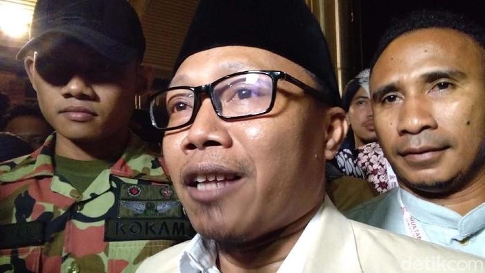 Sunanto terpilih ketua umum Pemuda Muhammadiyah 2018-2022 di muktamar XVII di UMY, (29/11/2018)