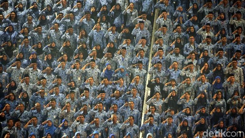 Pembelaan TKN di Balik Ironi 72% PNS Pro-Prabowo-Sandi