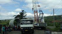 Truk Trailer Berhasil Dievakuasi, Jalur Tegal-Purwokerto Normal