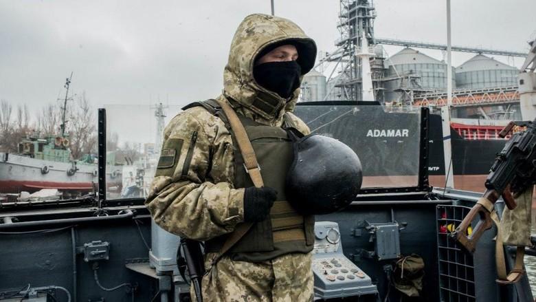 Presiden Ukraina Minta Bantuan Jerman Hadapi Krisis dengan Rusia