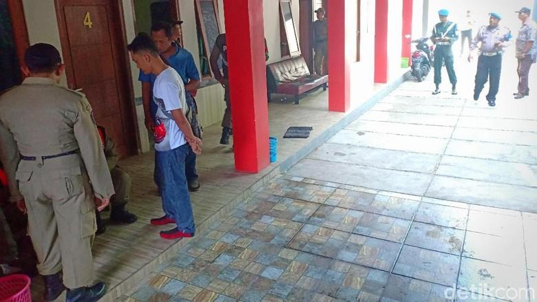 3 Pasangan Mesum Terjaring Razia Satpol PP di Kediri