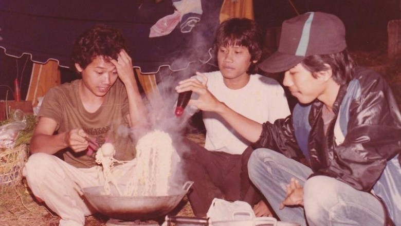 Deretan Foto Jokowi dari Anak Mapala Hingga Jadi Presiden