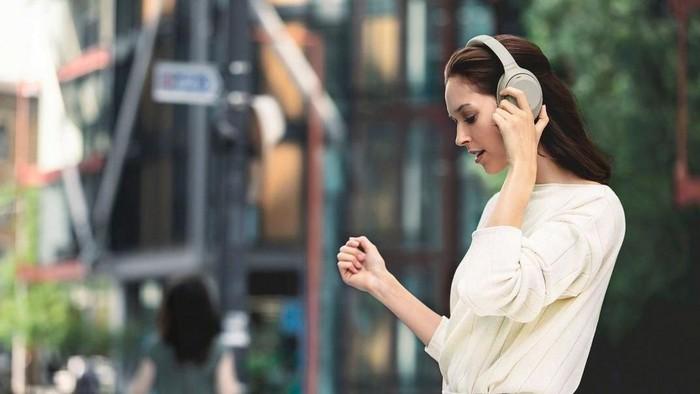 Headphone Sony WH-1000XM3. Foto: Sony
