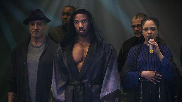 'Creed II': Bertarung demi Ayah