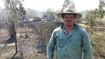 Kebakaran Semak di Queensland, Warga Melihat Api Setinggi 20 Meter