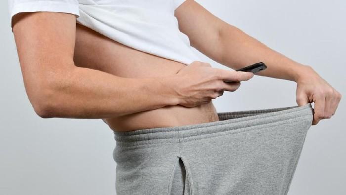 Ilustrasi kemaluan pria. Foto: iStock