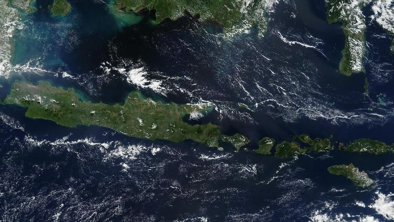 Ilustrasi Laut Jawa, Laut Jawa, Ilustrasi Pulau Jawa, Pulau Jawa