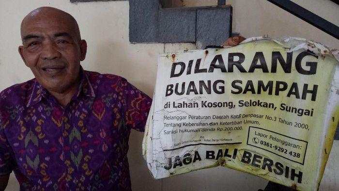 Foto: Sayembara sampah (dita/makassar)