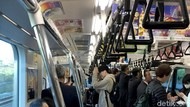 Cara Jepang Bikin Orang Makin Nyaman Naik Kereta