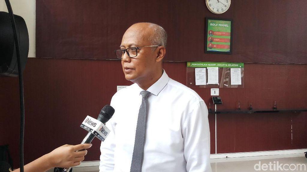 KPK Cecar Hakim dan Panitera PN Jaksel soal Suap Perkara Perdata
