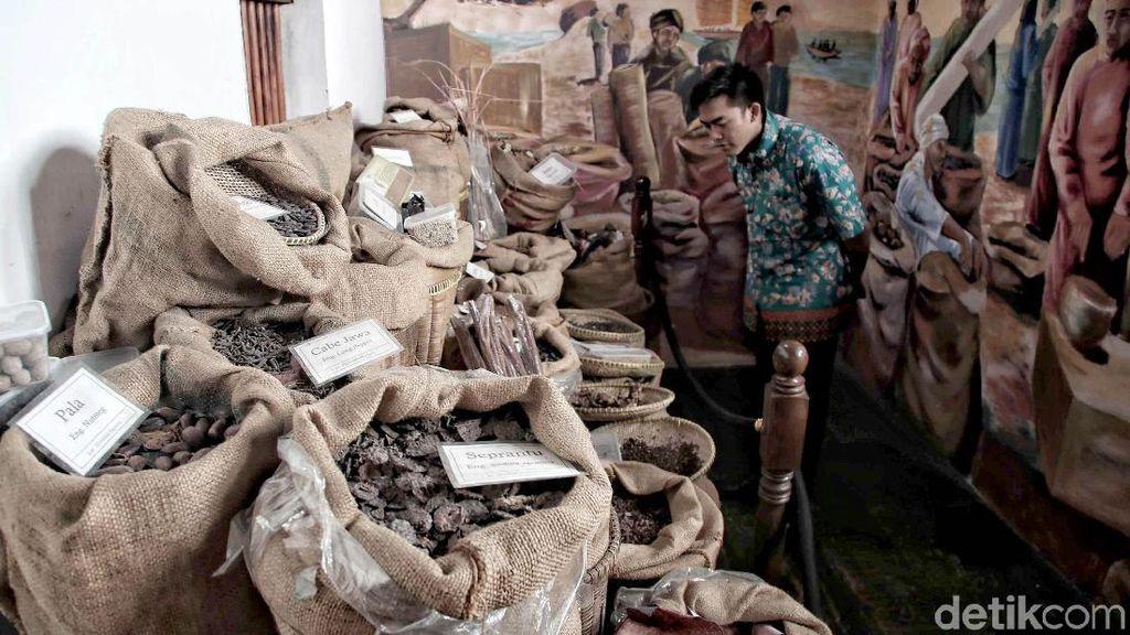Napak Tilas Kejayaan VOC di Masa Lalu Lewat Museum Bahari