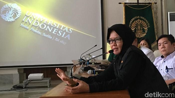 dr Oktavinda Safitry (Foto: Frieda Isyana Putri/detikHealth)