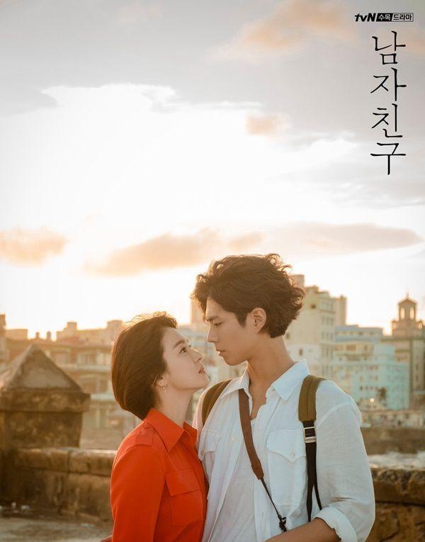 Song Hye Kyo di Encounter