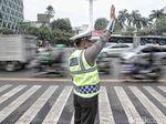 46 Hari Tilang Elektronik di DKI, 484 Kendaraan Diblokir
