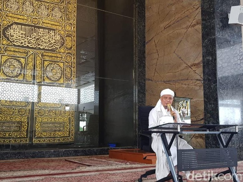 Seperti Ini Kondisi Ustad Arifin Ilham saat Dibawa ke Penang