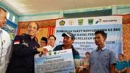 Nelayan Padang Pariaman Kini Tak Perlu Repot Cari BBM untuk Melaut