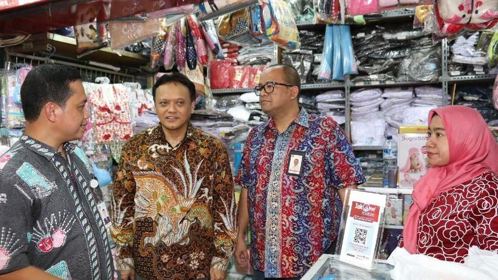 Genjot Pertumbuhan Kredit di Lokasi Pasar DKI