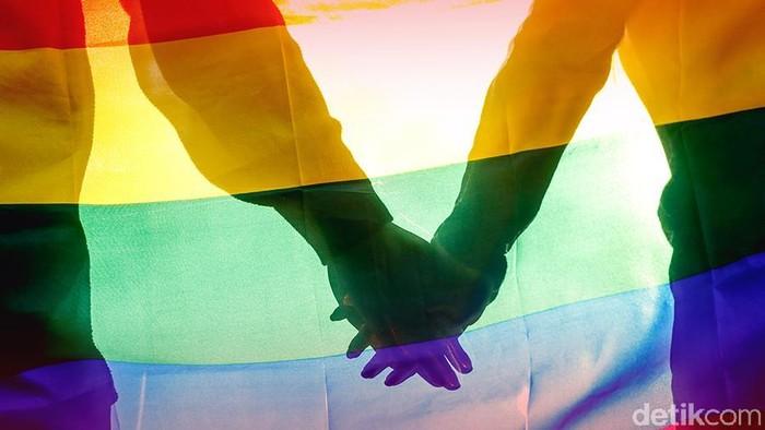 ilustrasi LGBT, LGBT, Gay, sex, lesbian, transgender (Andhika-detikcom)