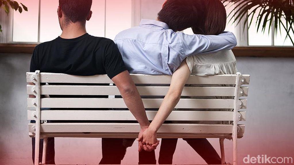 Nekat Istri Bersetubuh dengan Selingkuhan Dekat Suami