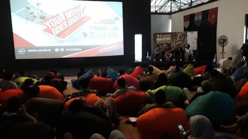 Filmmaker Ramaikan Jogja-NETPAC Asian Film Festival