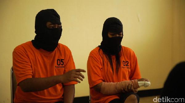 Nurhadi: Saya Masukkan Mayat Dufi ke Drum Sambil Menangis