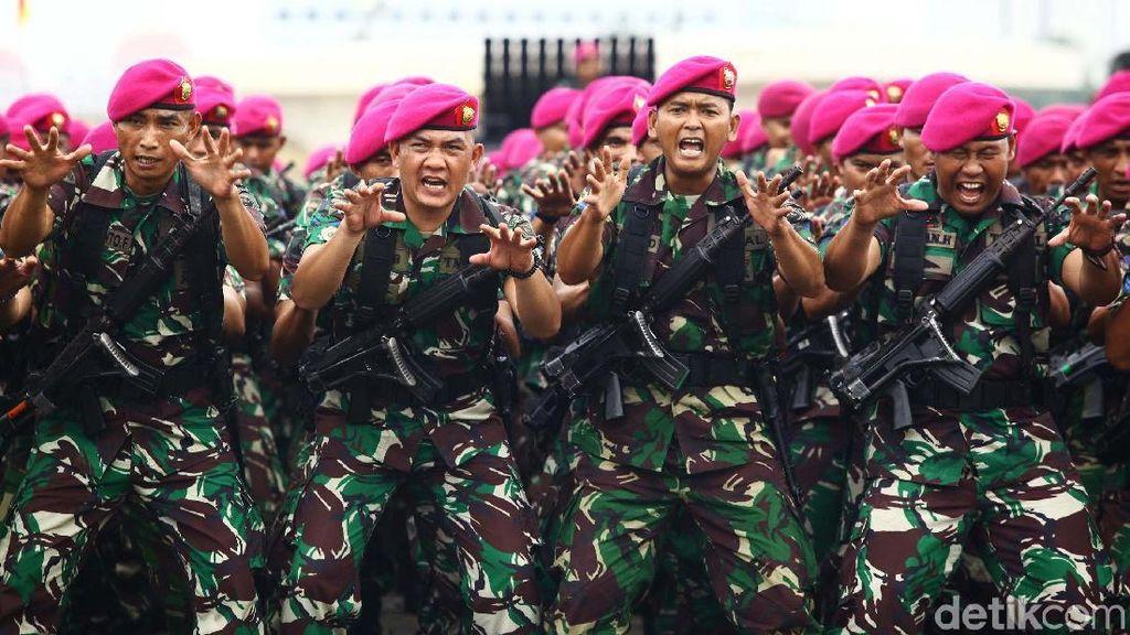 50.000 Personel TNI-Polri Ikuti Apel Pengamanan Natal hingga Pemilu 2019