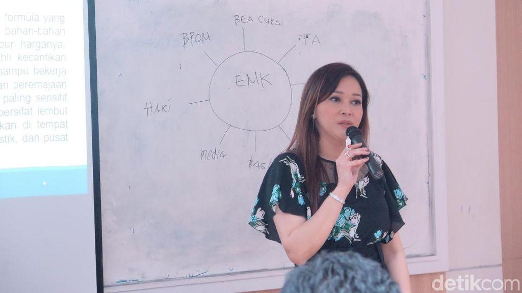 Jadi Dosen Tamu UI, Maia Estianty Berbagi Ilmu dari Kehidupan Pribadi