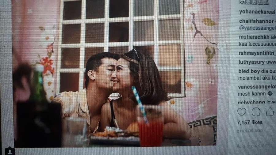 Deretan Kekasih Vanessa Angel Sebelum Tertangkap Prostitusi Online