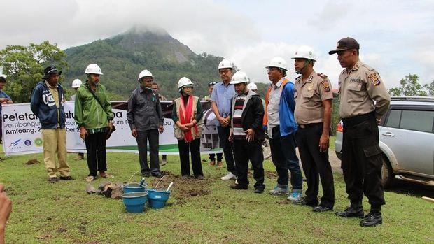 Observatorium Terbesar di ASEAN Mulai Dibangun di Kupang