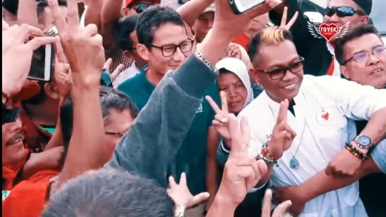 Kades yang Kampanyekan Sandiaga Lolos dari Sanksi Pemberhentian