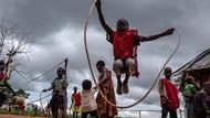 Perjuangan Anak-anak di Republik Afrika Tengah Lepas dari Gizi Buruk